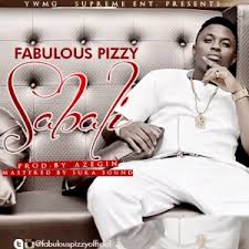 Fabulous Pizzy -- Sabali Cover Art