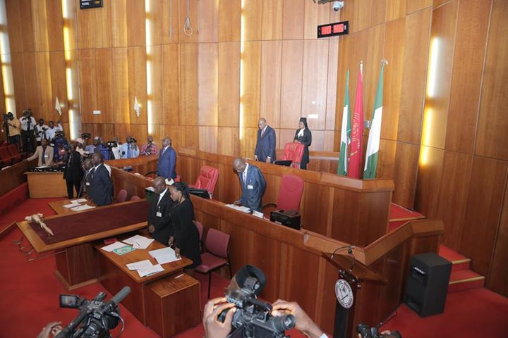 Breaking : Senate Rejects Ban on Importation of Cars through Land Borders