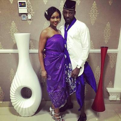 Osas Ighodaro& Gbenro Ajibade