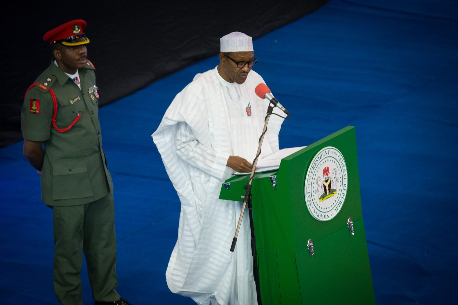 #WarAgainstCorruption : President Buhari to Released Looters Names by May 29