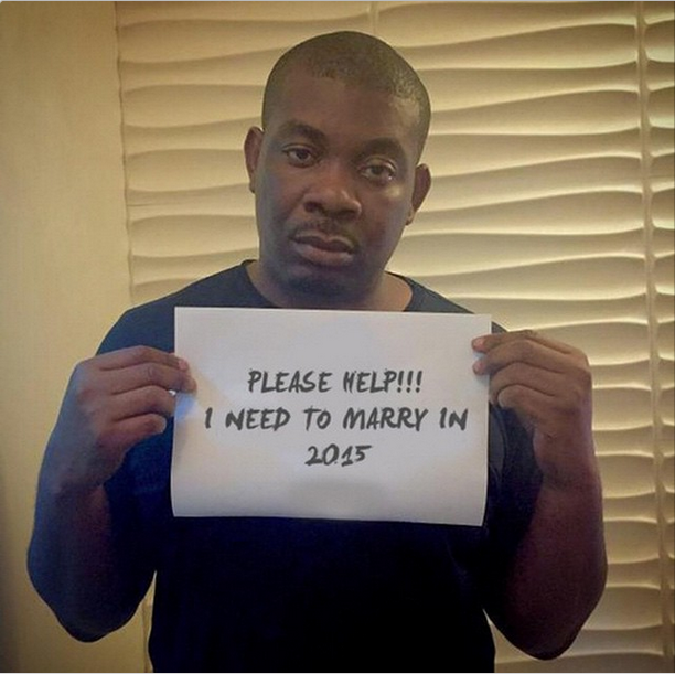 Don Jazzy I Need to Marry