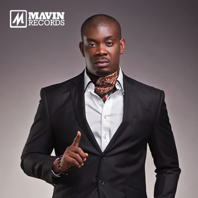 The first post-Mo' Hits Don Jazzy media picture. Still in alignment with the Don Jazzy image.
