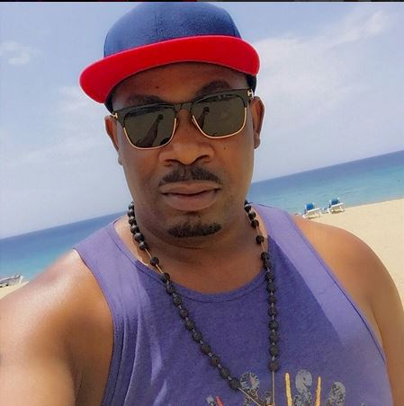 Mr. Collins needs to kill the Don Jazzy character. It has made him money and fame. But perhaps its time to quit the 'mafia' and live a normal life. Photo:Instagram