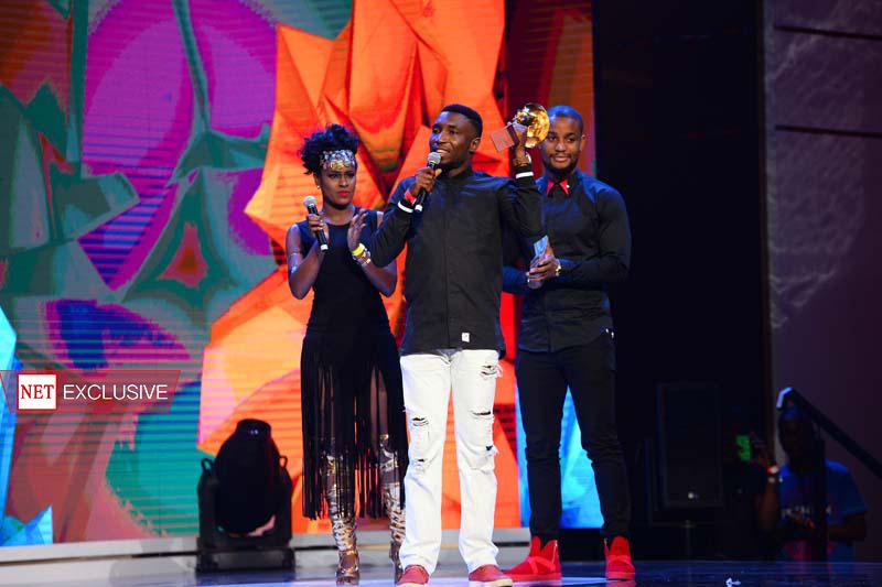 Photo from The Headies Awards 2015 06