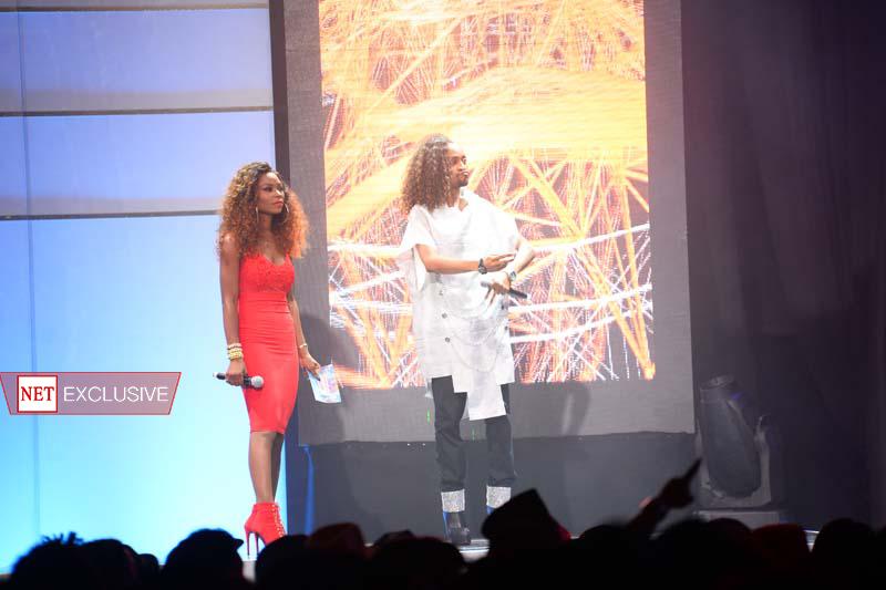 Photo from The Headies Awards 2015 17