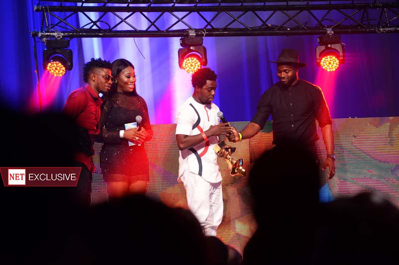 Photo from The Headies Awards 2015 23
