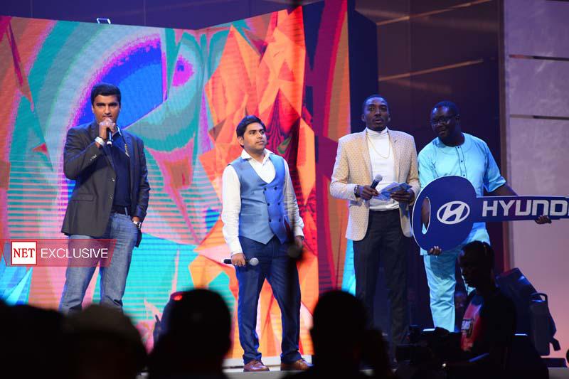 Photo from The Headies Awards 2015 35
