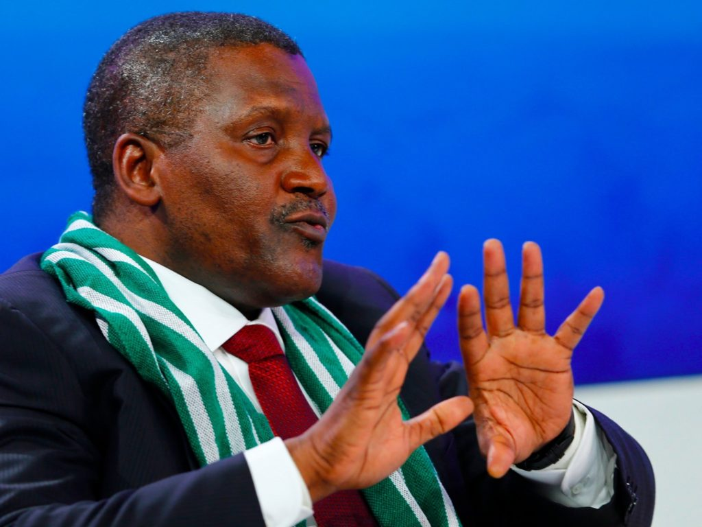 Reason Why Aliko Dangote is Not Only Richest Man, But Also the Smartness Businessman in Africa
