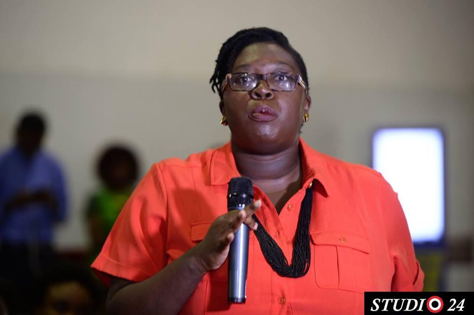 Guest at Social Media Week Lagos