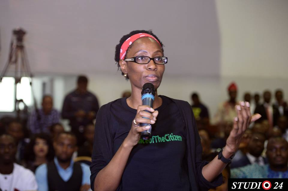 Guests at Social Media Week Lagos
