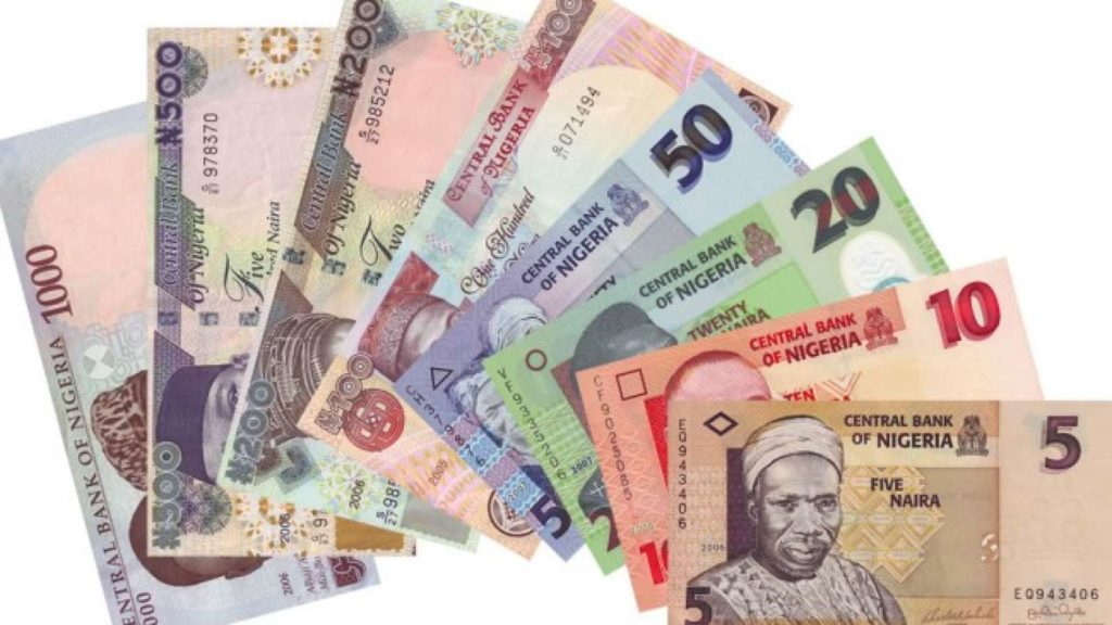 Nigeria currency