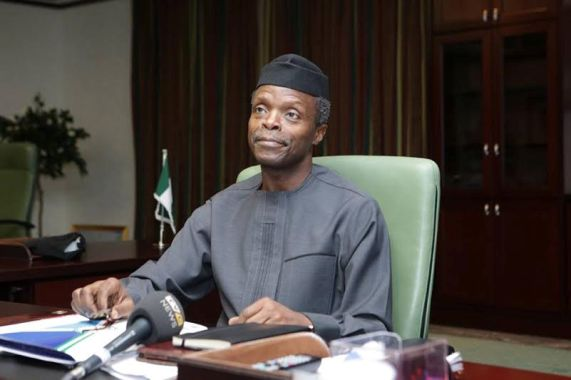 33 Days as Acting President : Here are Things Osinbajo Has Done Since Buhari Left Nigeria