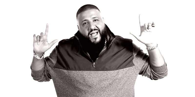 DJ Khaled Launches His Headphones
