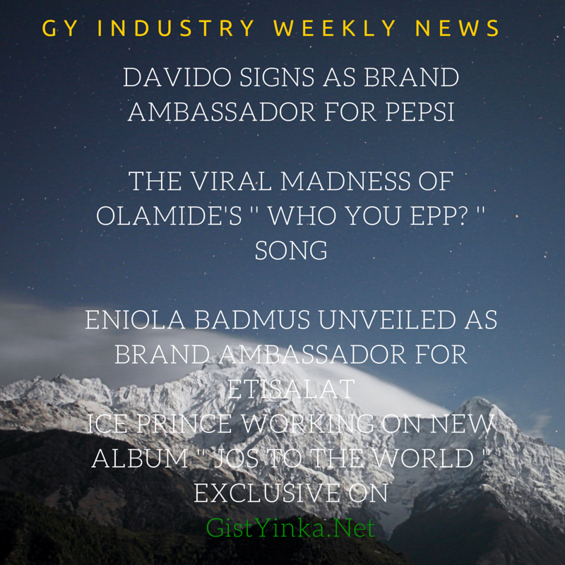 GY INDUSTRY WEEKLY NEWS