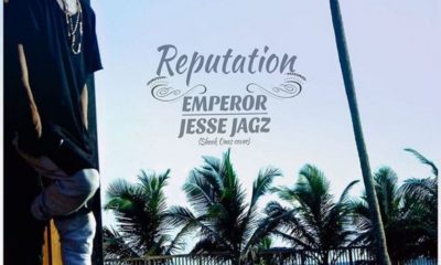 Jesse Jagz – Reputation Cover Art