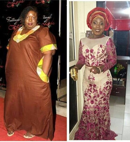 Check Out Amazing Transformation of Comedienne Lepacious Bose, She Pen Down Inspiration Behind her Weight Loss