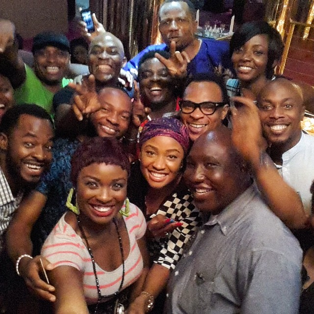 5 Selfies Every Nigerian Has Taken