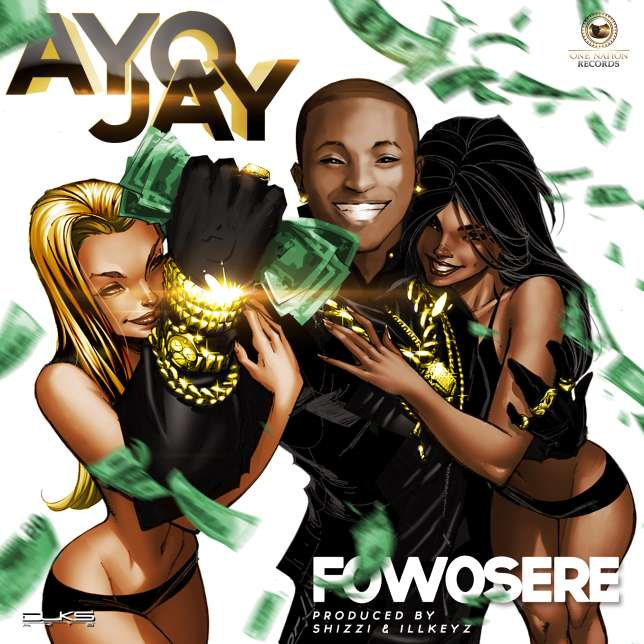 Ayo Jay – Fowosere Cover Art