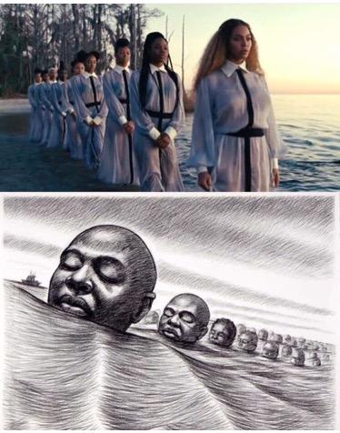 "Beyoncé's "" Lemonade "" Album Tells True Story of Igbo Slaves who Chose Death over Slavery to the White Man!"