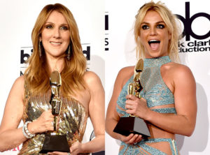 Celine Dion and Britney Spears wins big at Billboard Awards 2016