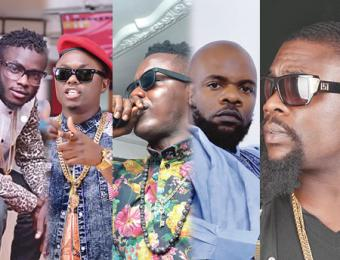 Ibadan Hip Hop Musicians on Strike by Rotimi Ige