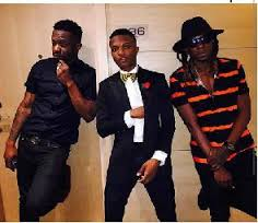 Boss Moves! Wizkid Signs Ghanaian Stars Efya, R2Bees & Mr Eazi into his Starboy Worldwide Record Label