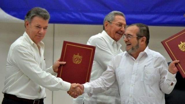 After Five Decades of War, Colombia and Farc Rebel Group Sign Historical Ceasefire Deal