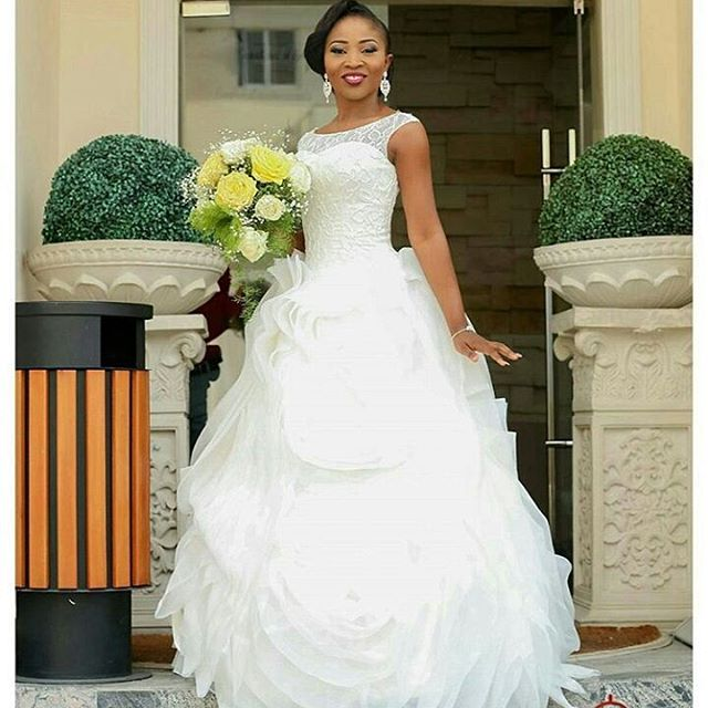Ronke Giwa Wedding Photos 01