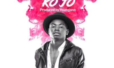 Lil Kesh – Kojo (Prod by Young Jonn) Cover Art