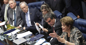 Breaking News : Brazil's First Female President Dilma Rousseff Impeached