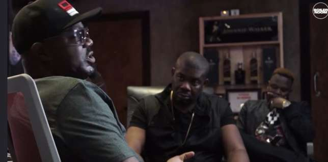 Don-Jazzy-DJ-Jimmy-Jatt-and-Dr-Sid-talk-evolution-of-Nigerian-music-in-The-Boiler-Room