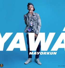 """Mayorkun Going Global As His Hit Single """" MAMA """" Was Played During An NBA Match"""