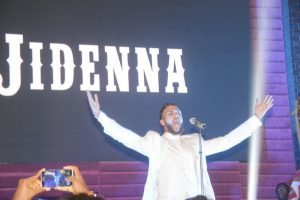 Jidenna Live Showcase Concert in Nigeria