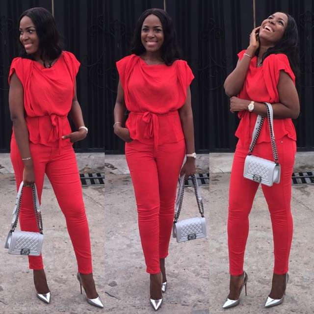 Photos : 36 Stunning and Amazing Photos of Linda Ikeji You Must Have to Celebrate her Birthday