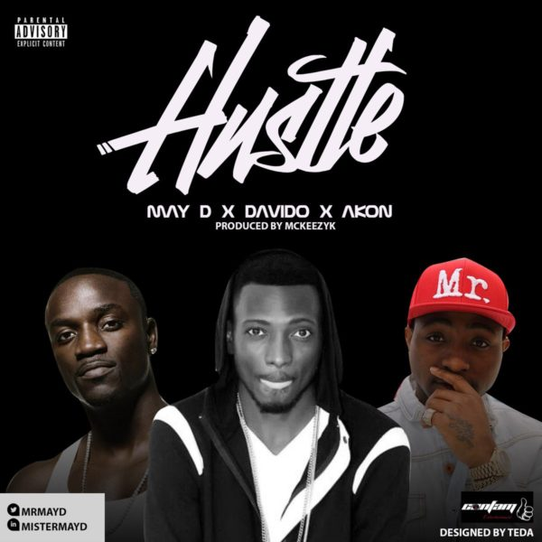 may-d-hustle-ft-akon-davido-cover-art