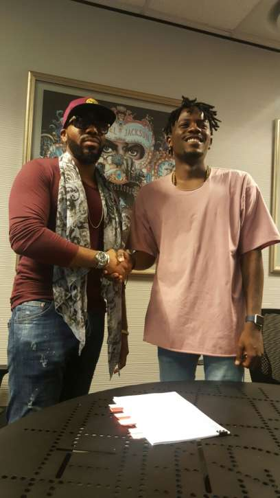 Like Davido and Wizkid, Rapper Ycee Signs Deal with Sony Music Entertainment