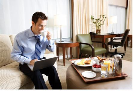 Business Travel Guide : 10 Things Business Travellers Want in a Hotel