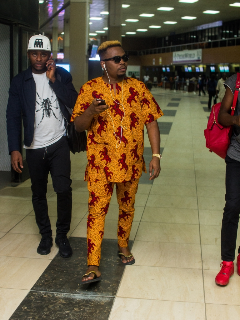 Over 20 Nigeria's Biggest Entertainers are Out of the Country for Biggest Events in Africa Continent