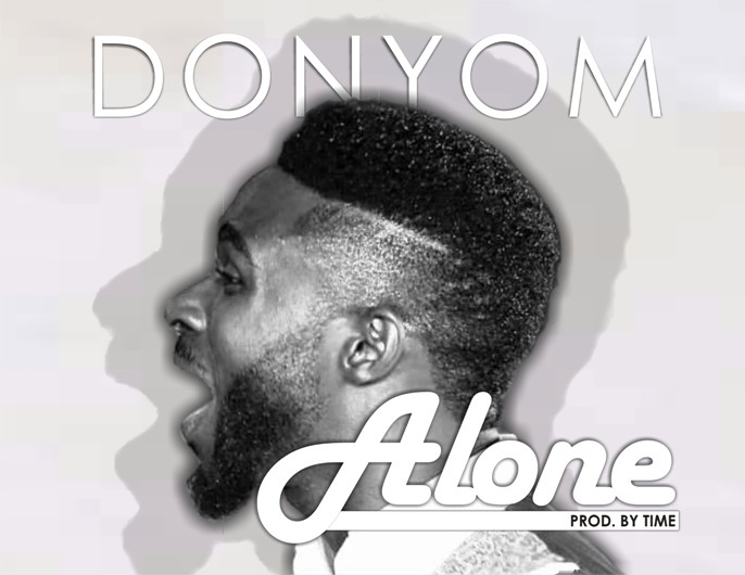 donyom-alone-prod-by-mr-time-cover-art