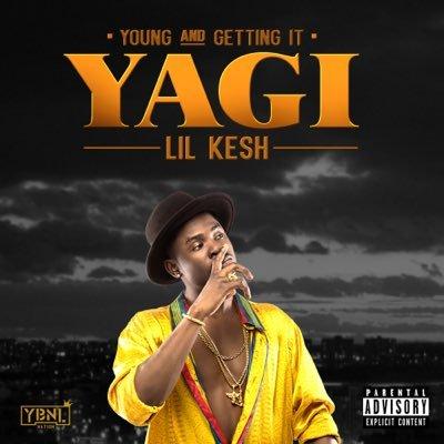 "Rapper Lil Kesh Laugh Off Osagie Alonge's Opinion on His Album "" YAGI """