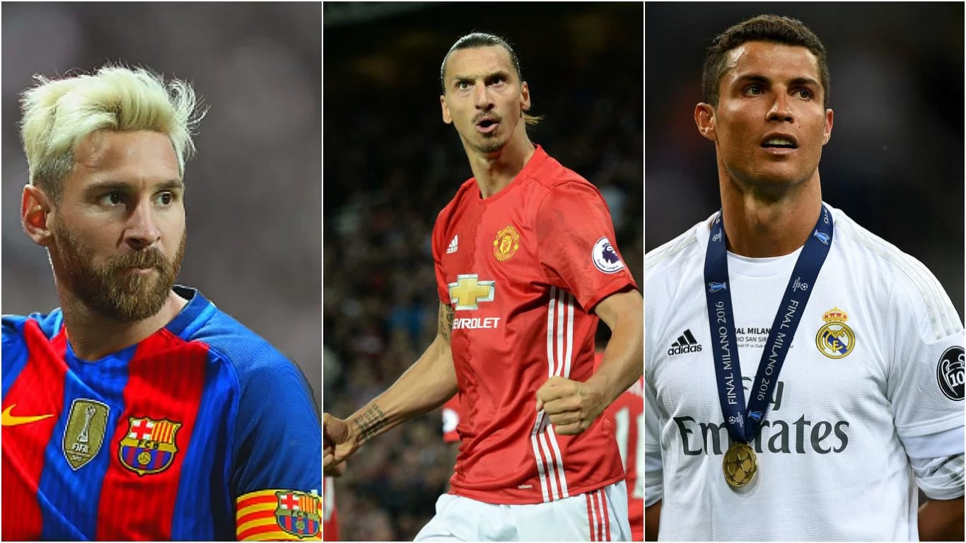 World Highest Paid Player is Not Messi, Ronaldo and Ibrahimovic, But Guess Who's World's Highest Paid Player?
