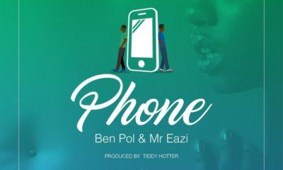 Ben Pol -- Phone Ft. Mr Eazi