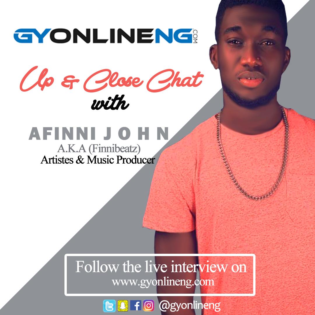 Finni Beatz Interview with GYOnlineNG