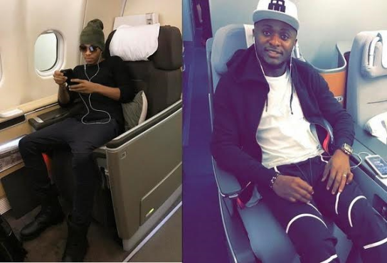 Music Industry News : Tekno and Ubi Franklin Jet Out to Wrap Up Sony Music Deal in New-York