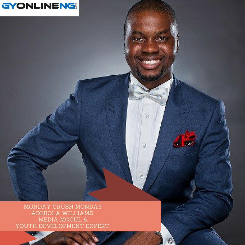 Adebola Williams on GYOnlineNG