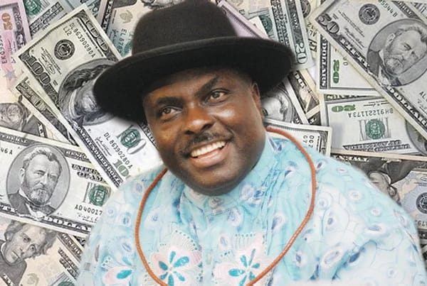 Breaking : James Ibori Arrives Nigeria, Pick Up and Later Released by DSS