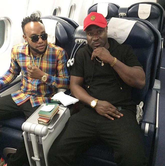 """Music Star Harrysong Eats His Words, Return Back to Five Star Music But Says """" Alter Plate is Not Dead """""""