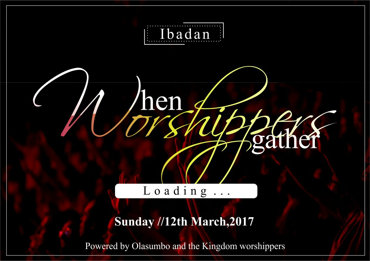 When Worshippers Gather (1)