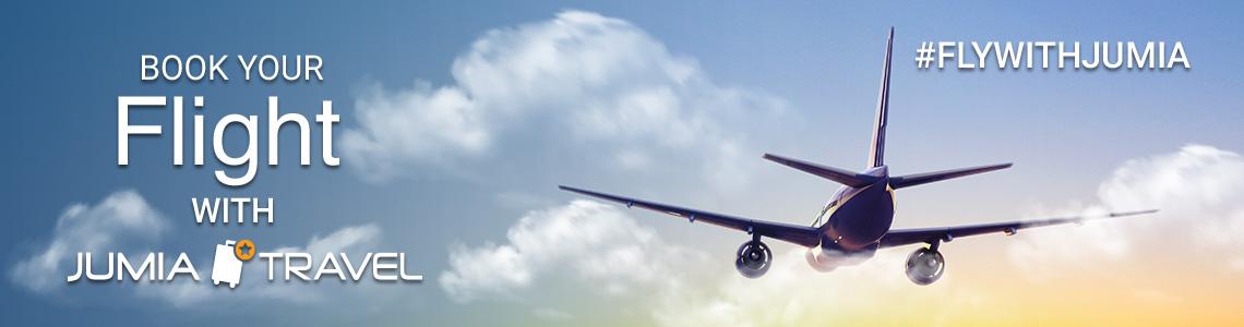 Jumia Travel Launches Flight Services