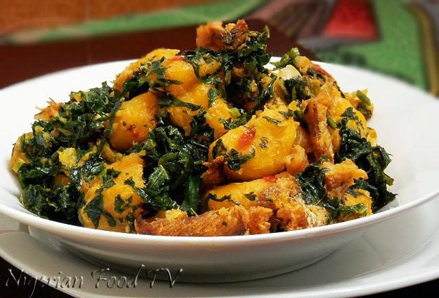 nigerian plantain Porridge